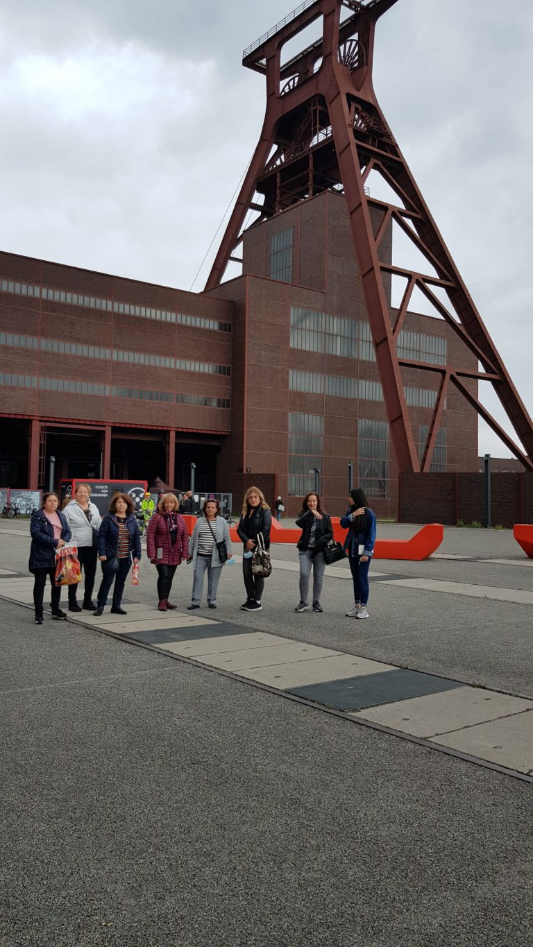 Besuch des Ruhr Museums