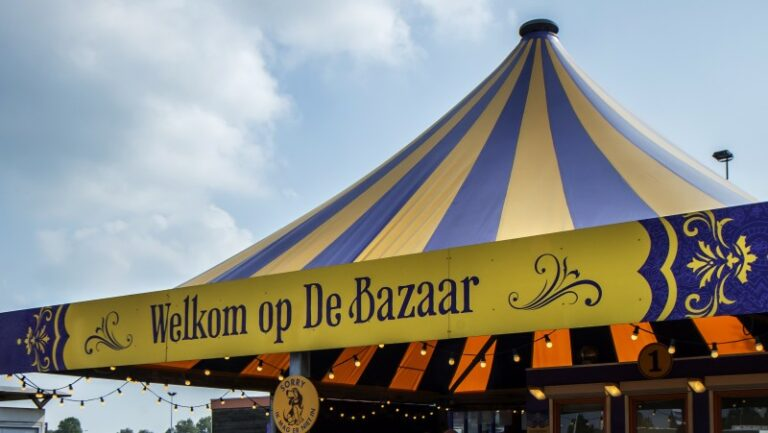 Ausflug zu Beverwijkse bazaar 2021