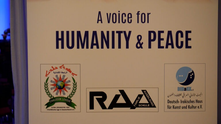 """Musikabend """"A voice for Humanity and Peace 2021"""""""
